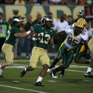 Colorado State University Sophomore Wide Receiver Lee Clubb