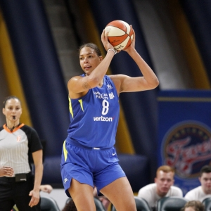 Liz Cambage Dallas Wings