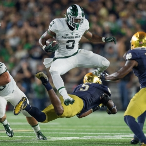 LJ Scott Michigan State Spartans