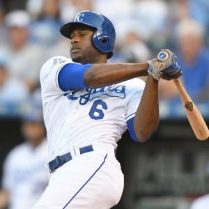 Lorenzo Cain Kansas City Royals