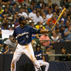 Lorenzo Cain Milwaukee Brewers