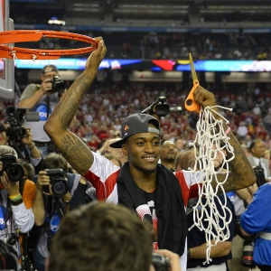 Kevin Ware of the Louisville Cardinals