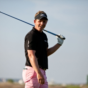 PGA Tour golfer Luke Donald