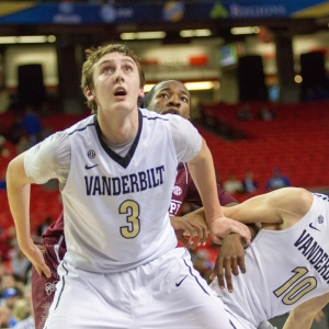 Luke Kornet Vanderbilt Commodores