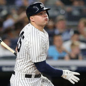 Luke Voit New York Yankees