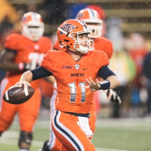Mack Leftwich UTEP Miners