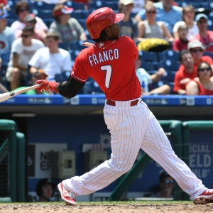 Maikel Franco Philadelphia Phillies