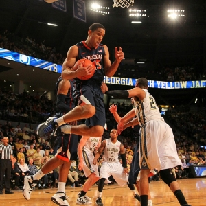 Virginia Cavaliers guard Malcolm Brogdon