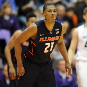 Malcolm Hill Fighting Illini