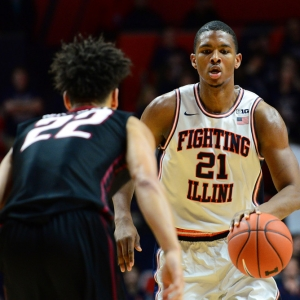 Malcolm Hill Illiniois Fighting Illini