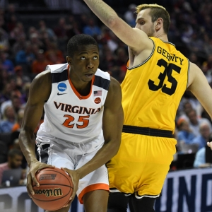 Virginia Cavaliers forward Mamadi Diakite