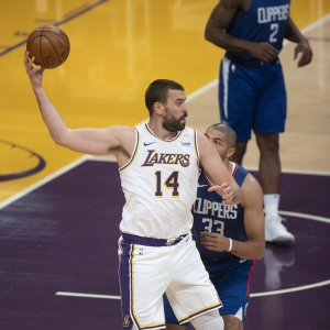 Marc Gasol Los Angeles Lakers