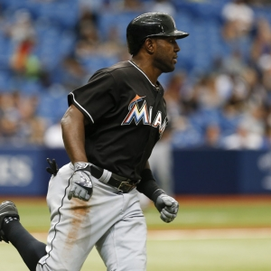 Marcell Ozuna Miami Marlins
