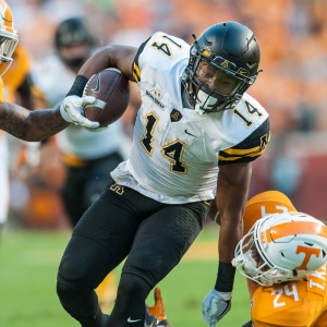 Marcus Cox Appalachian State Mountaineers