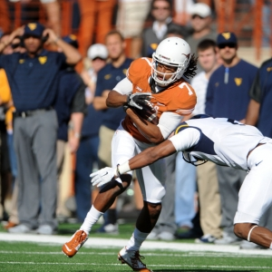Texas WR Marcus Johnson