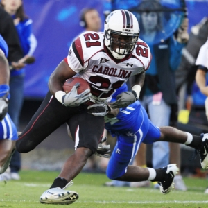 University of South Carolina's Marcus Lattimore