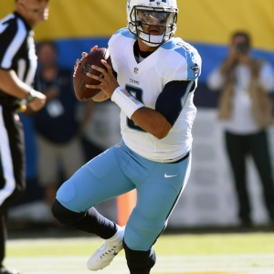 Marcus Mariota leads the Titans.
