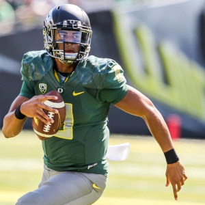 Marcus Mariota Oregon Ducks