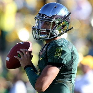University of Oregon's Marcus Mariota