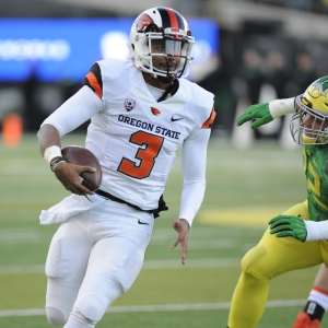 Marcus McMaryion Oregon State Beavers