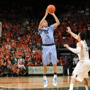 University of North Carolina guard Marcus Paige