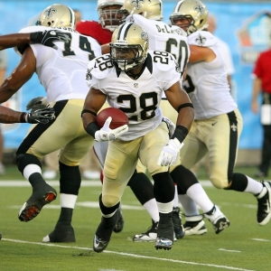 Mark Ingram of the Saints