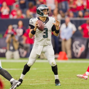 Philadelphia Eagles Quarterback Mark Sanchez