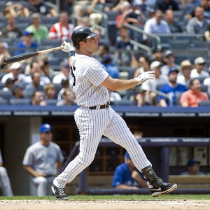 Mark Teixeira of the New York Yankees