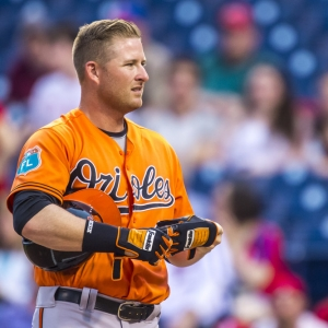 Mark Trumbo Baltimore Orioles