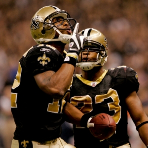 New Orleans Saints wide receiver Marques Colston (12)