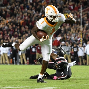 Tennessee Volunteers wide receiver Marquez Callaway