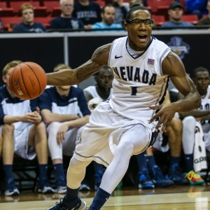 Marqueze Coleman Nevada Wolfpack