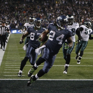 Seattle Seahawks Marshawn Lynch