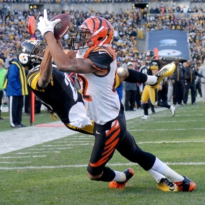 Cincinnati Bengals wide receiver Marvin Jones