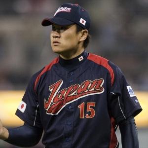 Masahiro Tanaka of Japan