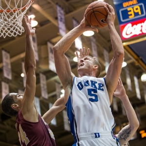 Duke Blue Devils forward Mason Plumlee