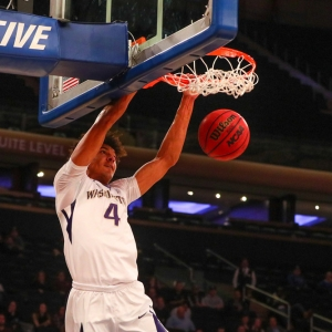 Washington Huskies guard Matisse Thybulle