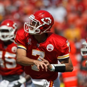 Kansas City Chiefs quarterback Matt Cassel
