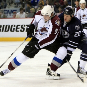 Colorado Avalanche center Matt Duchene