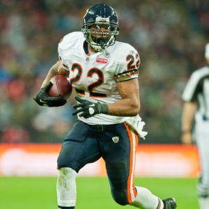 Bears RB Matt Forte
