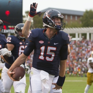 Matt Johns Virginia Cavaliers