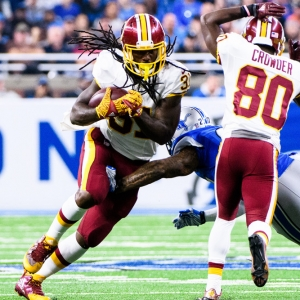 Matt Jones Washington Redskins