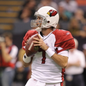 Arizona Cardinals quarterback Matt Leinart