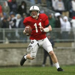 Penn State Nittany Lions quarterback Matt McGloin