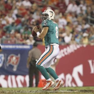 Miami Dolphins QB Matt Moore