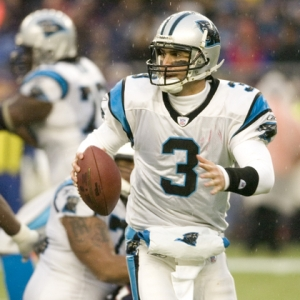 Panthers Quarterback Matt Moore
