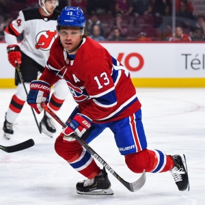 Montreal Canadiens center Max Domi