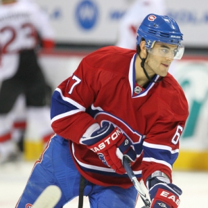 Montreal Canadiens Max Pacioretty