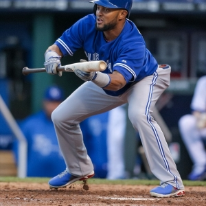 Melky Cabrera of the Toronto Blue Jays