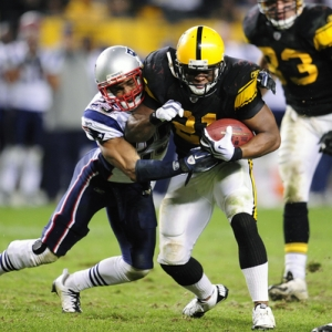 Pittsburgh Steelers running back Mewelde Moore